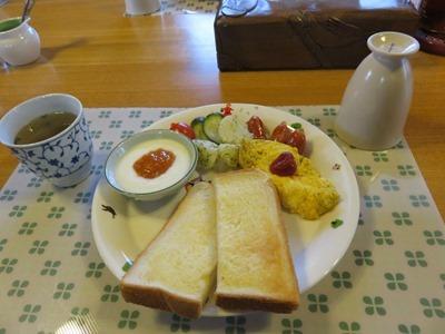 旅人宿ふかふか亭 朝食