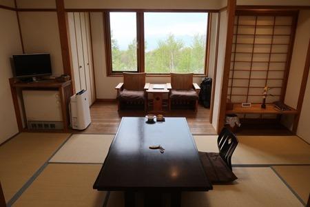 高島旅館 和室