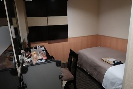 帯広 ふく井ホテル シングルルーム