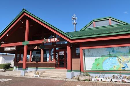 JR鵡川駅