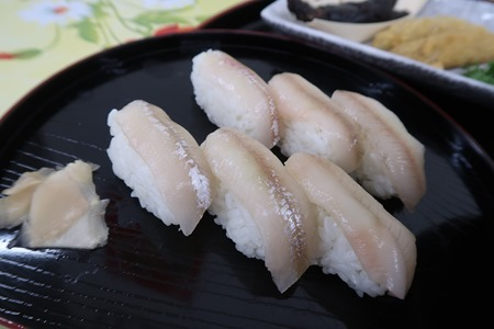 ししゃも寿司