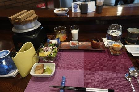 ピリカレラホテル 朝食