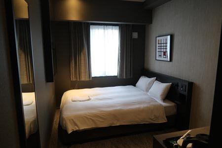ウェリナホテル中之島 部屋
