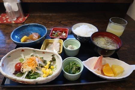 小樽ふる川 朝食