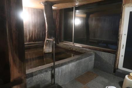 白老ふる川 貸切風呂