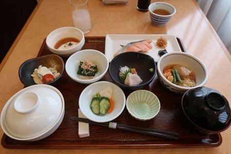 十勝ガーデンズホテル 朝食