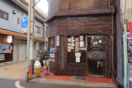 西成 コーヒーショップ マル屋